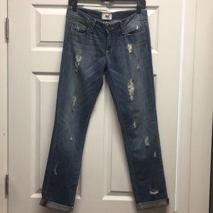 NWOT Paige Boyfriend Jeans